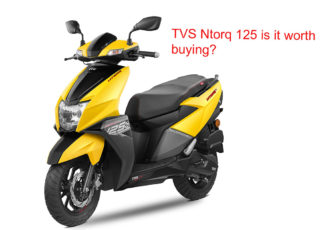 TVS Ntorq 125 is it worth buying? lets see..