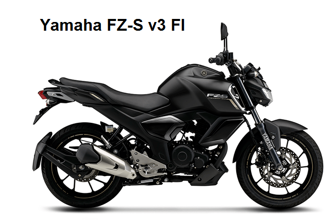 2019 Yamaha FZ v3 FI with ABS, specification and price in India