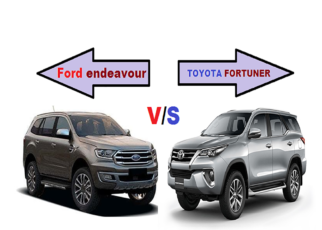Ford endeavour vs toyota fortuner |2019| comparison