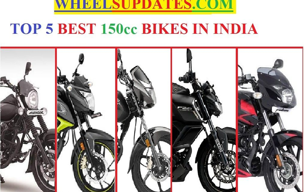 Top 5 Best 150cc Bikes In India 2020