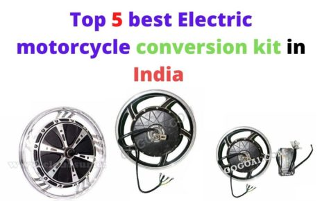 best Electric motorcycle conversion kit in India