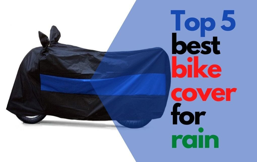 motorcycle cover for rain