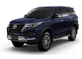 Toyota Fortuner spare parts price list