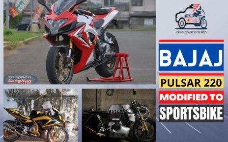 Best Modified Bajaj Pulsar 220| Modified Bikes