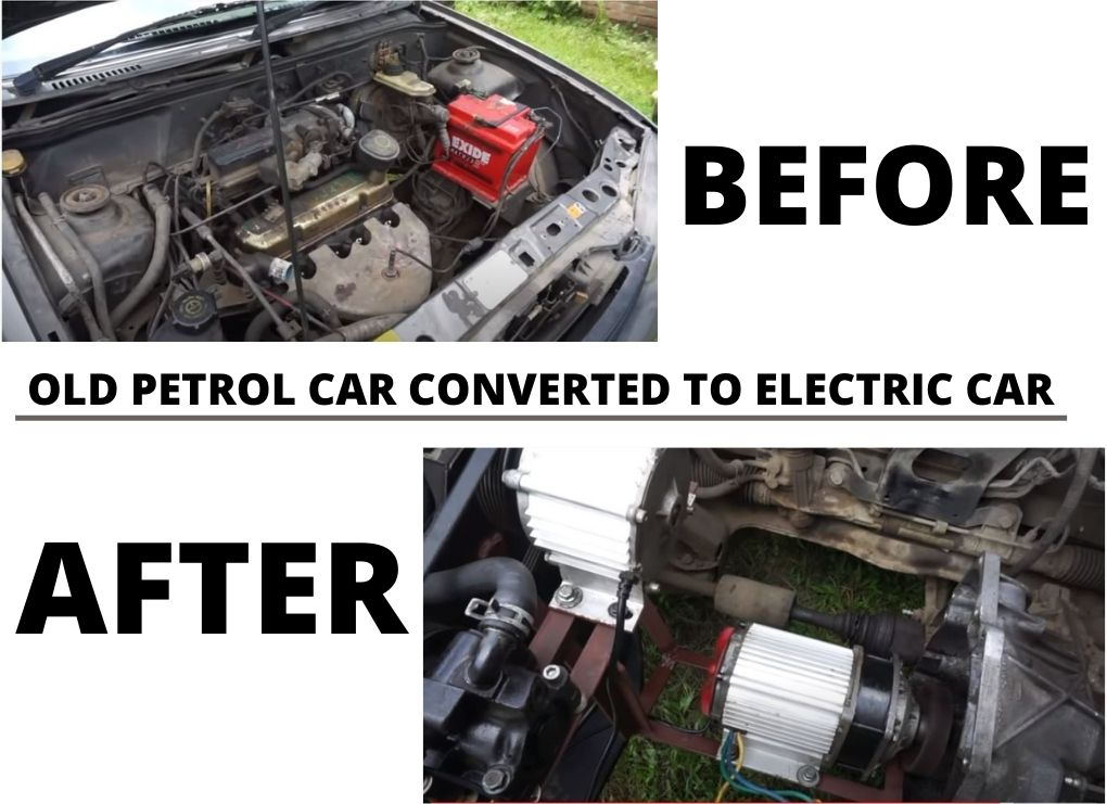 old car electric conversion