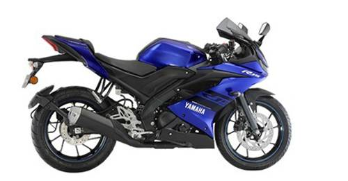 Yamaha R15 v3 spare parts price in India