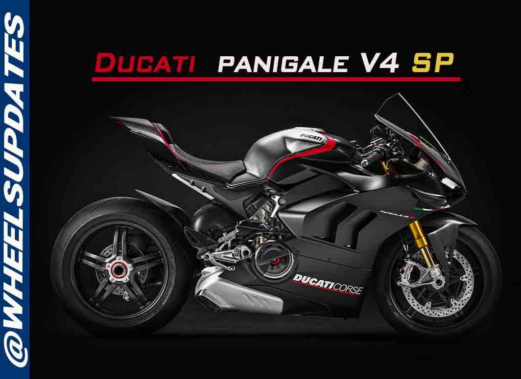 Ducati panigale v4 SP price and specification