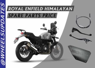 Royal Enfield himalayan spare parts price