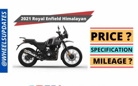 2021 royal enfield Himalayan on road price