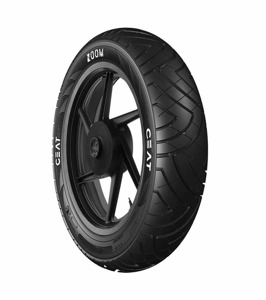 Ceat zoom rear tyre for pulsar 220