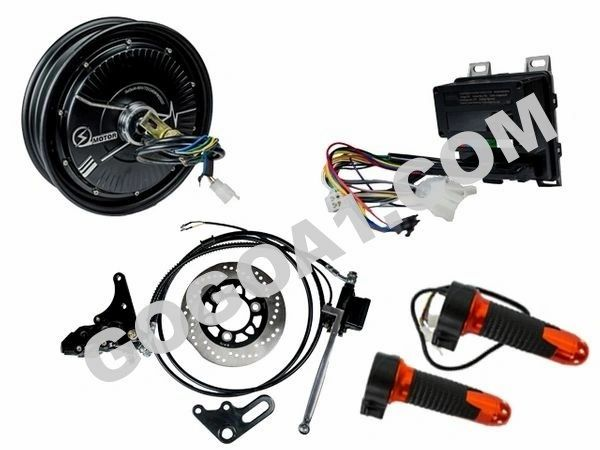 Gogoa 1 electric hub motor kit 48V for scooter