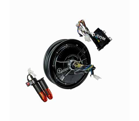 Gogoa 1 electric hub motor kit for scooter