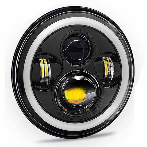 LED headlight for royal enfield classic 350