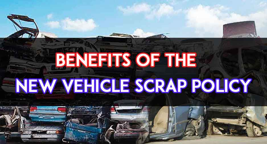 new vehicle scrappage policy 2021-22