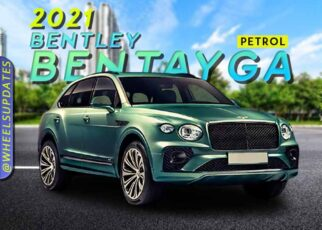 2021 Bentley bentayga price in India