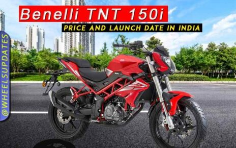 2021 Benelli TNT 150i price and launch date in India