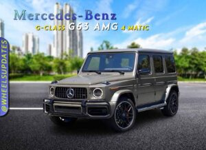 Mercedes-Benz G63 AMG on road price