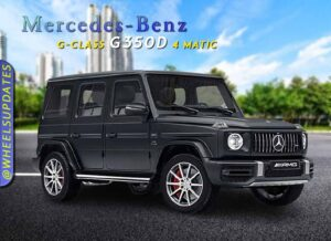 mercedes G Wagon G350D price and specification
