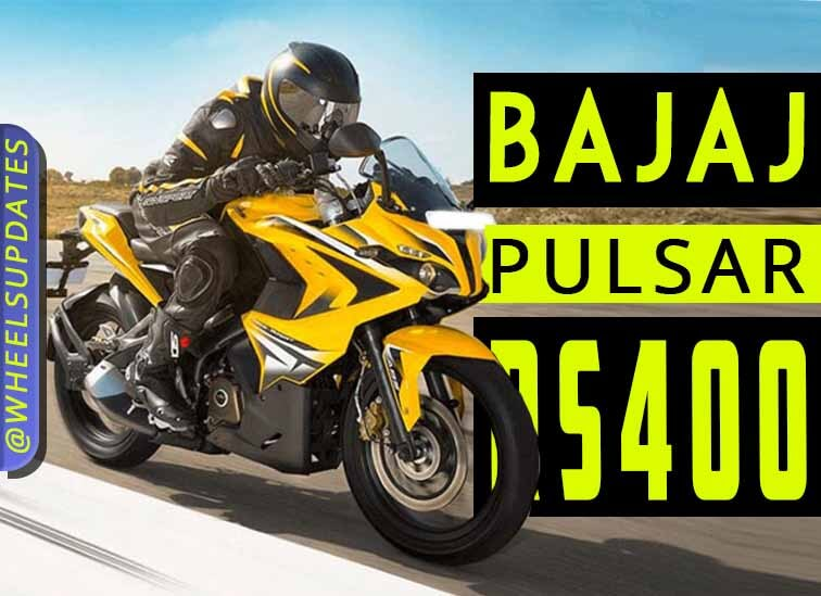 Bajaj pulsar RS400 launch update and price