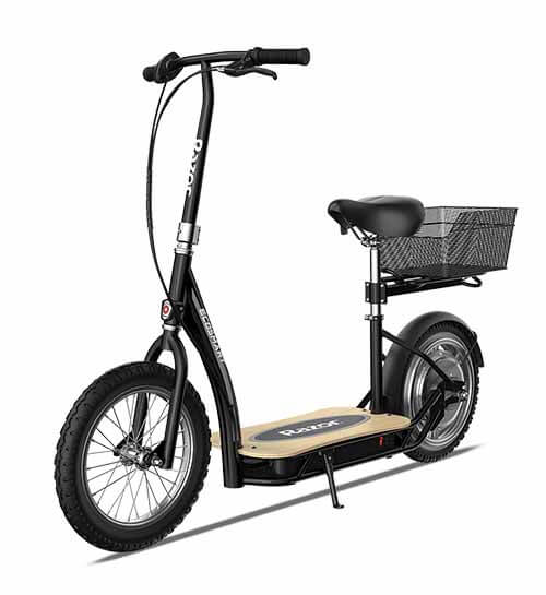 EcoSmart MetroHD electric scooter
