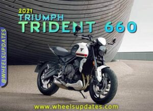 Triumph trident 660 launched at price of Rs 6.95 lakh
