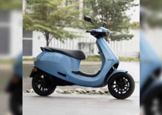 How to book ola electric scooter